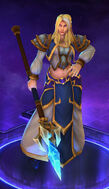 Jaina - Theramore - Sorceress