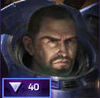 Portrait - StarCraft - Remastered Raynor