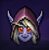 Spray - Emoji Sylvanas