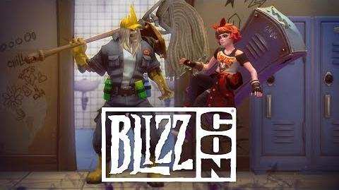 Heroes of the Storm – BlizzCon 2018