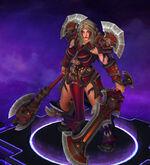 Sonya - Legion's Wrath - Crimson
