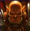 Hearthstone Garrosh Portrait