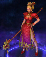 Jaina - Lunar - Red
