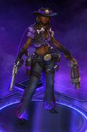 Valla - Deputy - Lavender