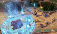 Blizzcon14 Heroes SkyTemple JainaSgtHammer