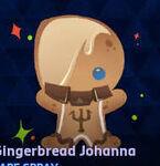 Spray - Gingerbread Johanna