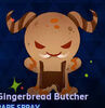 Spray - Gingerbread Butcher