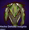 Spray - Mecha Dehaka Insignia