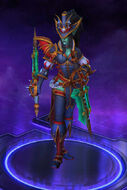 Valeera - Vampire Slayer V
