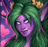Portrait - Love Goddess Tyrande