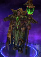 Medivh - Magus - The Green