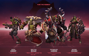 Hots echoes of alterac horde
