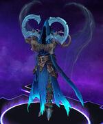 Malthael - Grave Warden - Frozen