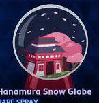 Spray - Snow Globe Hanamura