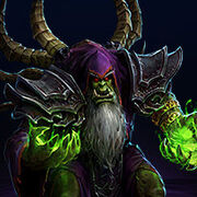Gul'dan - Hero - Heroes of the Storm