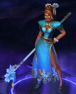 Jaina - Lunar - Light Blue