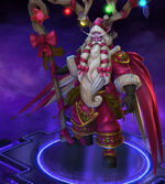 Malfurion - Greatfather Winter - Rosy