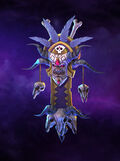Witch Doctor Warbanner