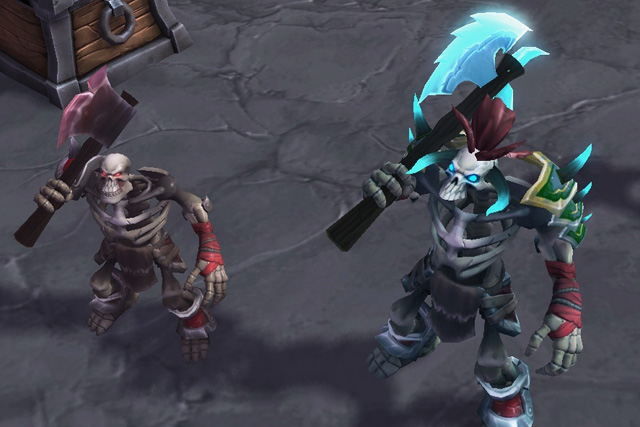 Skeleton | Heroes of the Storm Wiki | FANDOM powered by Wikia