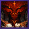 D3 Diablo Portrait