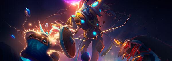 Heroes Brawl - Mineral Madness