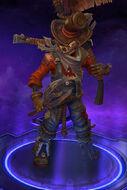Xul - Scarecrow - Crimson
