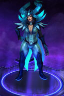 Alexstrasza - Dark Queen - Ice