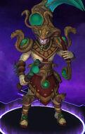 Xul - Serpent King