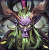 WC - Stylized Shan'do Illidan Portrait