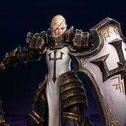 Johanna - Hero - Heroes of the Storm