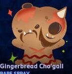 Spray - Gingerbread Cho'gall