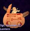Sprays - Sgt Hammer O'Lantern