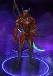 Genji - Iron Dragon