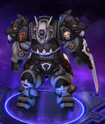 Rehgar - Mecha - Death's Head
