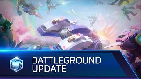Battleground Hanamura Temple Update (EU)