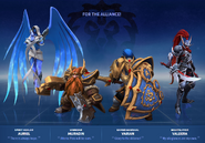 Hots echoes of alterac alliance