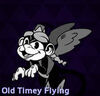 Spray - Stylized - Old Timey Flying Monkey Brightwing