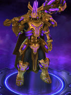 Leoric - Space Lord - Immortal