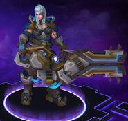 Zarya - Thunder Guard