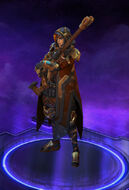 Ana - Veteran Sniper - Burnished