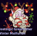 Spray - Nostalgic Greatfather Winter Malfurion