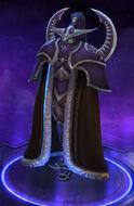 Maiev - The Warden - Darnassian
