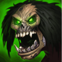 Ghoul portrait