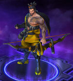 Hanzo - Master Assassin - Dragon