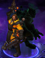 Greymane - Doctor Wolf and Stein - Hazardous