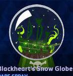 Spray - Blackheart's Snow Globe