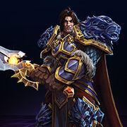 Varian - Hero - Heroes of the Storm