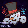 Spray - Nostalgic Frost Elemental