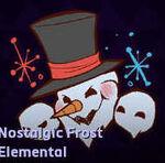 Spray - Nostalgic Frost Elemental