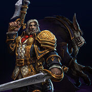 Greymane - Hero - Heroes of the Storm